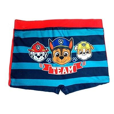 Paw Patrol The S0715539 One Piece Swimsuit, Multicolor, 2 Boys de The Paw Patrol