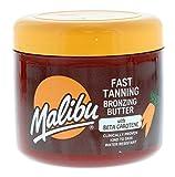 Malibu Fast Tanning Bronzing Butter 300 Milliliter