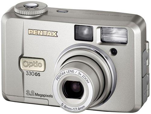 Pentax Optio 330 GS 3,2 Megapixel