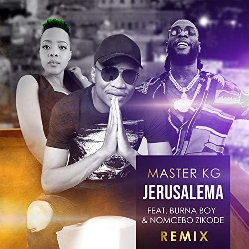 Master KG feat. Burna Boy & Nomcebo Zikode