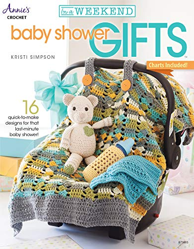 In a Weekend: Baby Shower Gifts