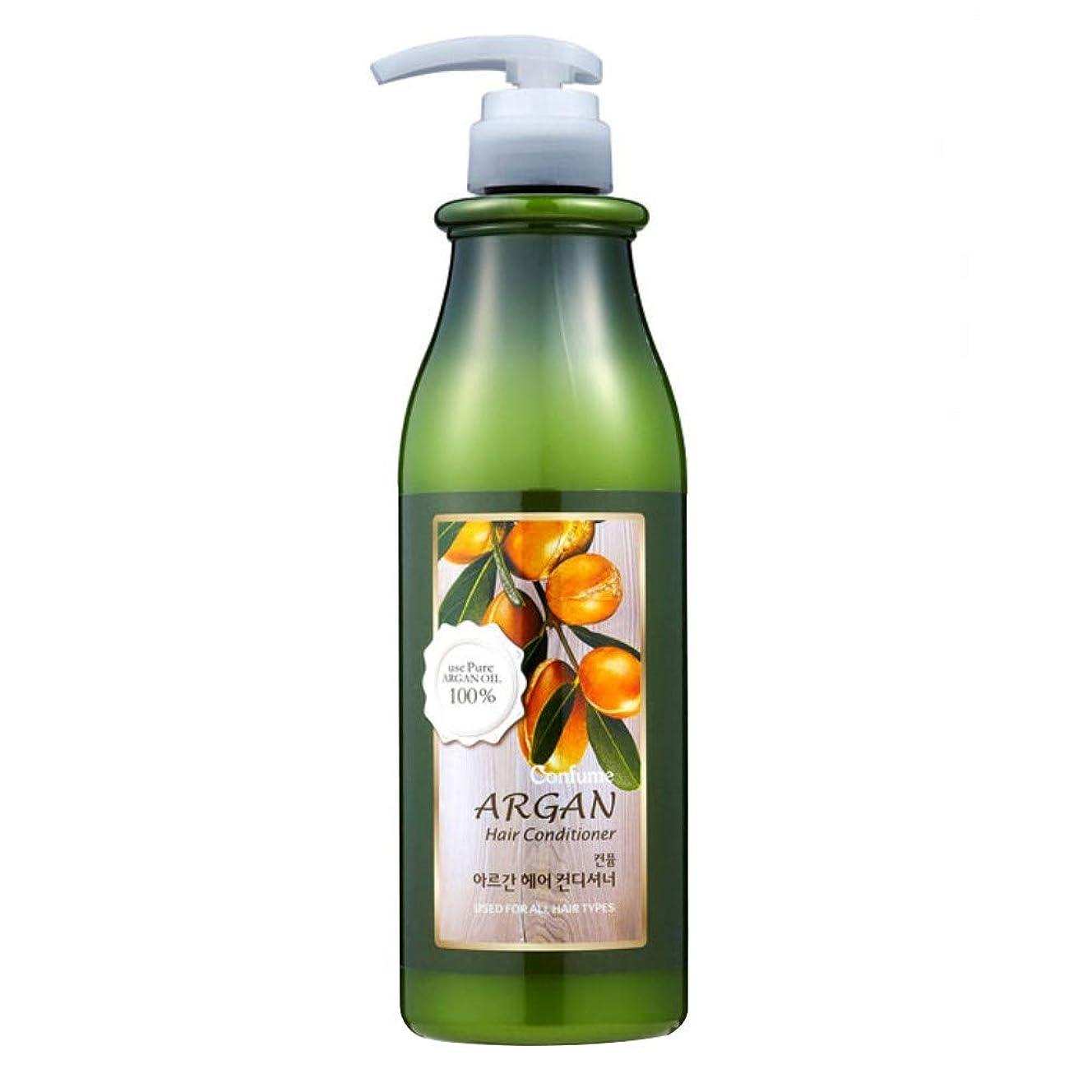 塩辛い可動式可動式Confume Argan Oil Moisture Hair Conditioner - 26 Oz by Kwailnara by Kwailnara