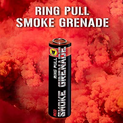 Exclusive Online RING PULL SMOKE (Red)