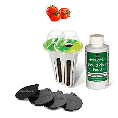 AeroGarden Red Heirloom Cherry Tomato Kit for Harvest & Classic 6 Models