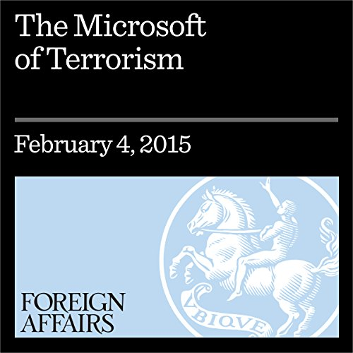 The Microsoft of Terrorism audiobook cover art