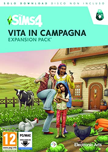 The Sims 4 - Vita in campagna (expansion pack 11) - Pc
