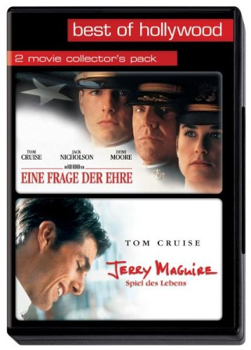 Eine Frage der Ehre/Jerry Maguire - Best of Hollywood (2 DVDs)