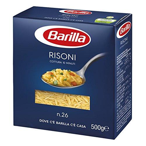 20x Pasta Barilla Risoni Nr. 26 italienisch Nudeln 500 g pack