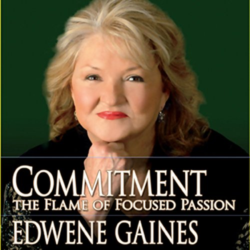 Commitment audiobook cover art
