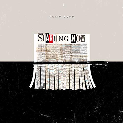 Starting Now Album Cover