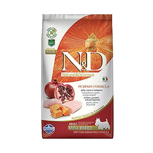 Farmina N&D Dog Pumpkin Chic&Pomegranate Adult Mini Gr 800