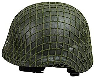 Acogedor Helmet Net Army Green Nylon Helmet Camouflage Net Cover for M1 M35 M88 MK1 MK2 Helmet