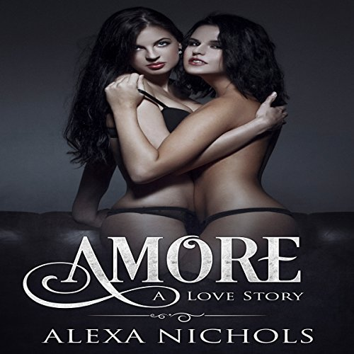 Amore audiobook cover art