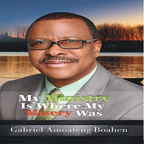My Ministry Is Where My Misery Was cover art