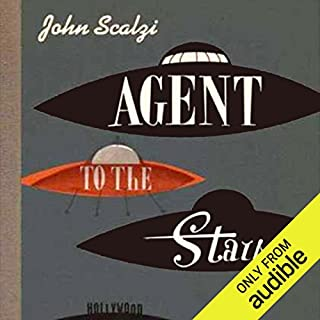 Agent to the Stars audiobook cover art