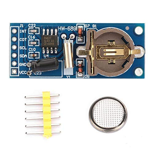 Niady PCF8563 PCF8563T 8563 I2C RTC Real Time Clock Module Board Fit for Arduino