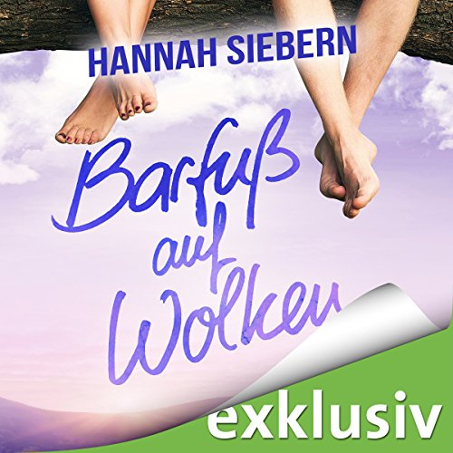Barfuß auf Wolken audiobook cover art