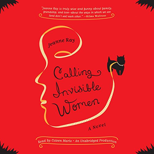 Calling Invisible Women audiobook cover art
