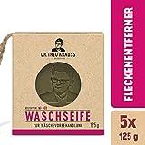 Dr. Theo Krauss Waschseife, Fleckenentferner, 5er Pack (5x 125 G)