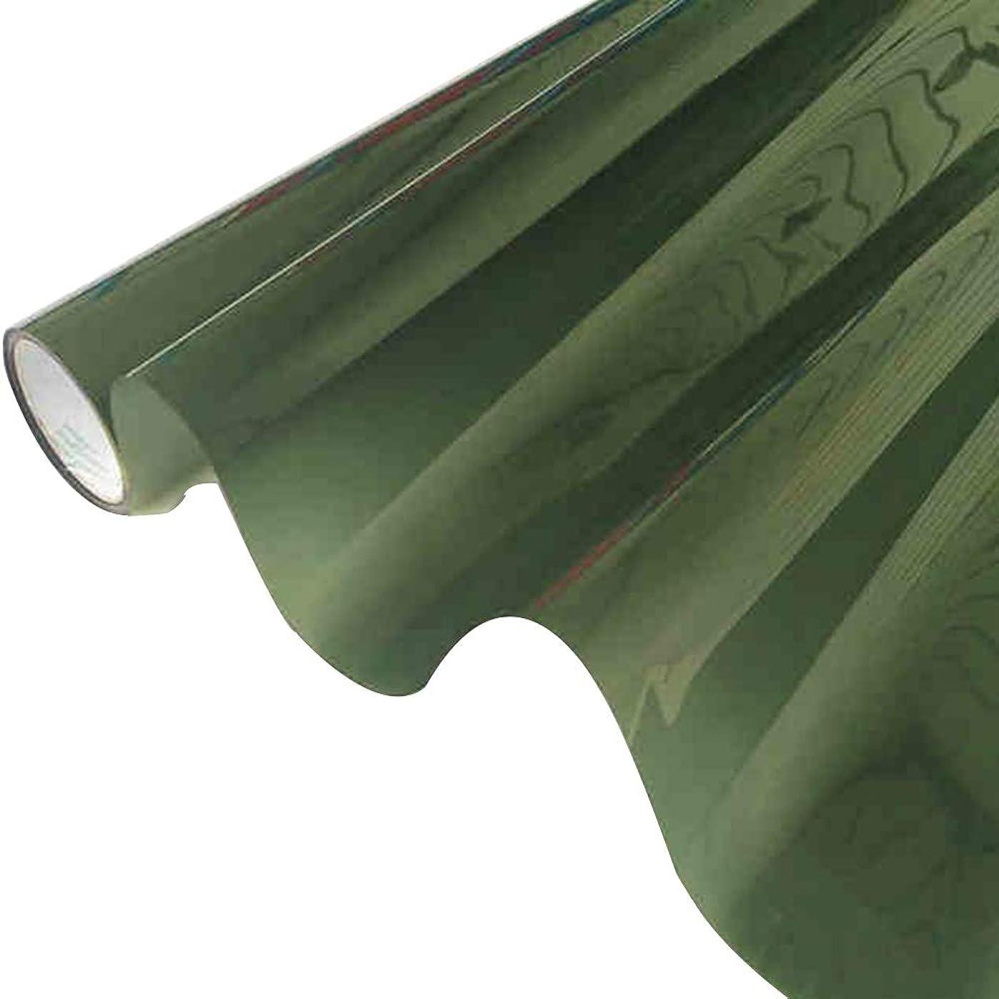 重大かる名門OUPAI 窓フィルム 窓のフィルム、家のための窓の色合いプライバシー遮熱日焼け止め遮光片道ミラーガラスアンチUVグレア静的くがみ家やオフィス ガラスフィルム (Size : 100 × 100 cm)