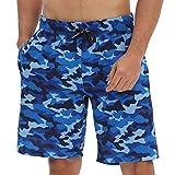 HOdo Mens Swim Trunks 9' Quick Dry Swim Shorts with Mesh Lining...