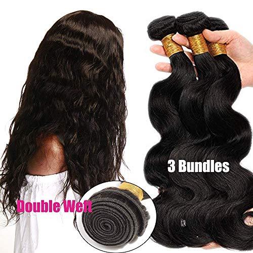 Tissage Indien en Lot Tissage Virgin Hair [3 Bundles ] Tissage Vrai Cheveux Naturel - 14\