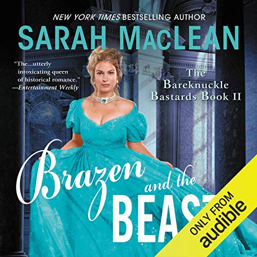 Brazen and the Beast cover art