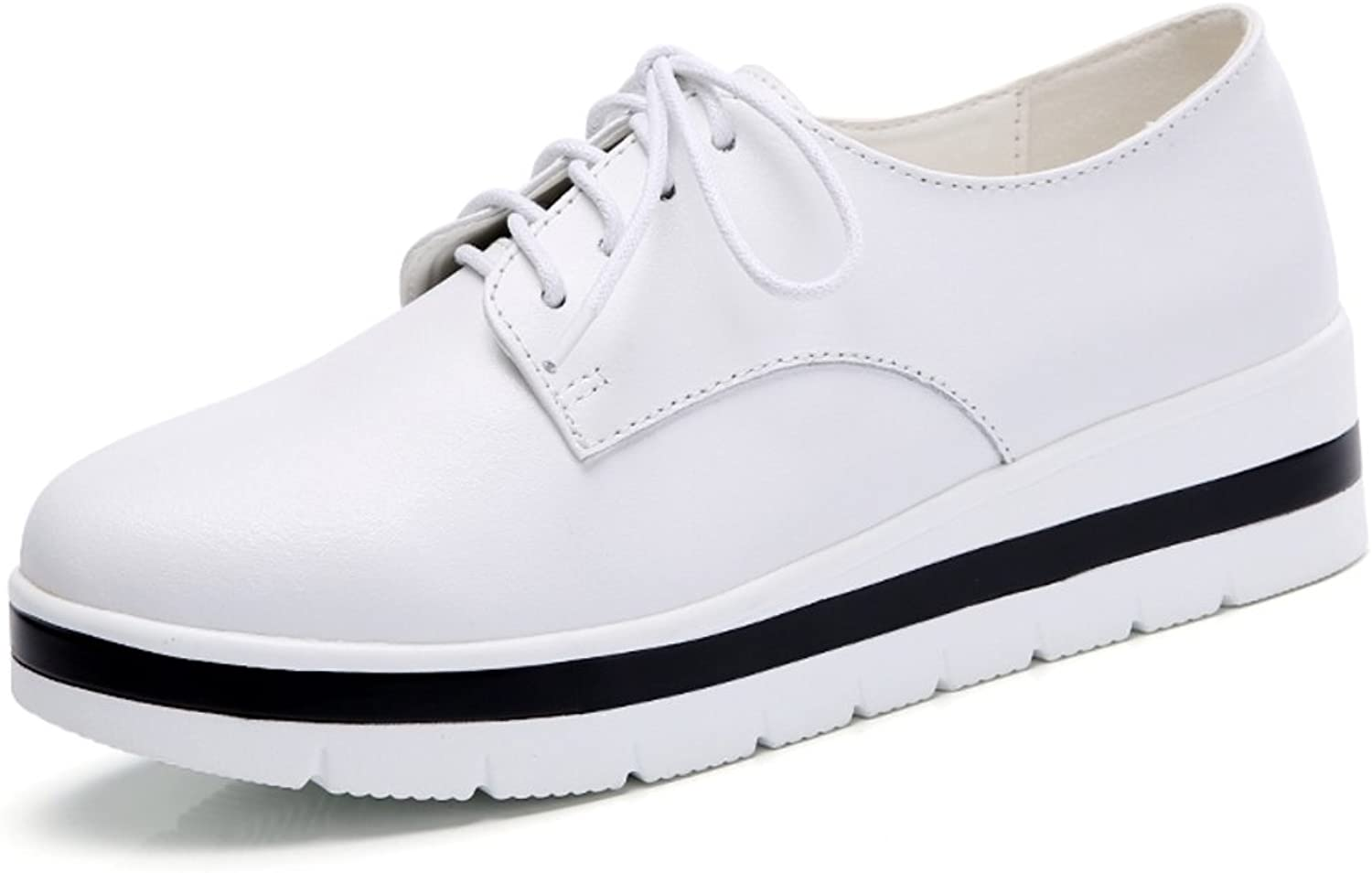 MET RXL Lady,Spring and Autumn,Thick-Soled,Casual shoes British Wind shoes