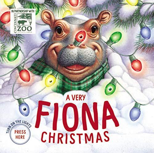 A Very Fiona Christmas (A Fiona the Hippo Book)
