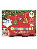 BIC 44-Piece Holiday Ornament Gift Set