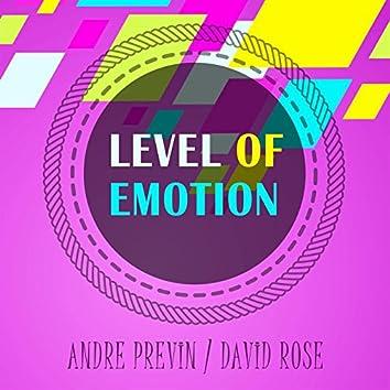 Level of Emotion