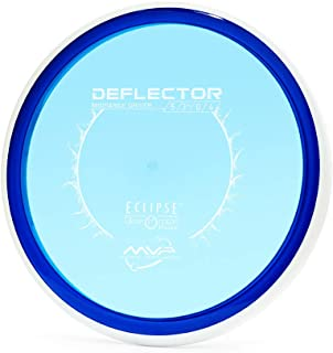 MVP Disc Sports Eclipse Glow Proton Deflector Midrange Golf Disc [Colors May Vary]