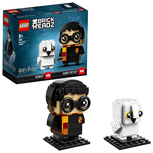 LEGO BrickHeadz - Harry Potter y Hedwig (41615)