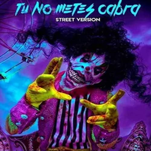 Santo LI Frankinstain feat. Sekula, Joshh Nomada, Guelo Bomba de Tiempo, El Nene 787, Kam Yadier, JF & castleurbano