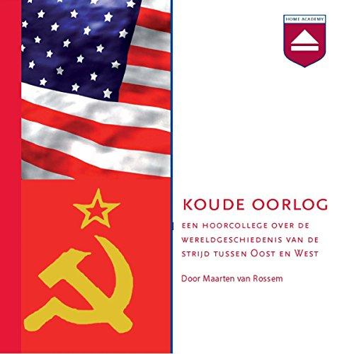 Koude Oorlog audiobook cover art