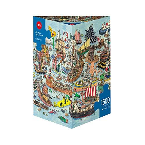 Cartoon Puzzle Historia Comica Opus 2 4000 Teile (KV&H Verlag)