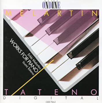 Melartin: Works for Piano