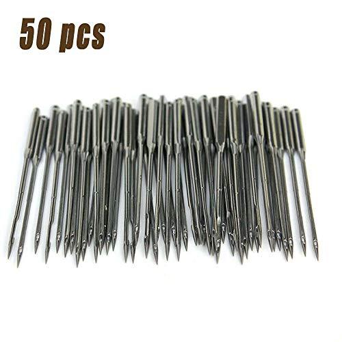 50Pcs Agujas de máquina de Coser