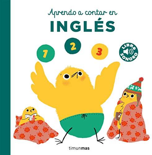 Aprendo a contar en inglés (Libros con sonido)