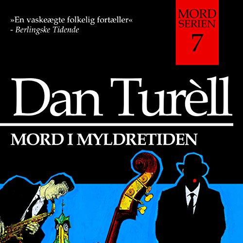Mord i myldretiden audiobook cover art