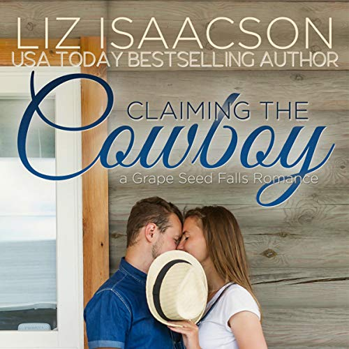 Claiming the Cowboy (A Royal Brothers Novel) audiobook cover art