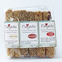Traditional FlaxjacksA x 6 Selection Pack Estimated Price : £ 9,05