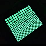 Best Glow In The Dark Dots - Glow in The Dark Wall Stickers, Buery 407 Review