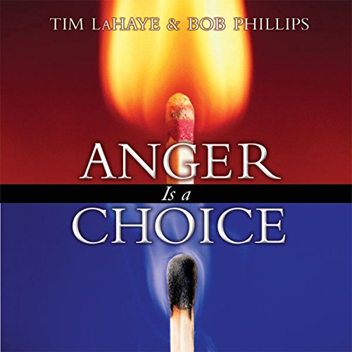 Anger Is a Choice audiobook cover art