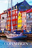 Copenhagen: Copenhagen travel notebook journal, 100 pages, contains Danish proverbs, a perfect Denmark gift or to write your own Copenhagen travel ... & City Notebooks With Proverbs and Sayings)
