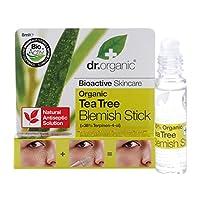 Dr.organic Tea Tree Blemish Stick 8ml [並行輸入品]