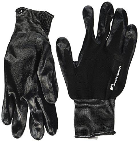 Wells Lamont Nitrile Coated Work Gloves 12 Pairs Medium