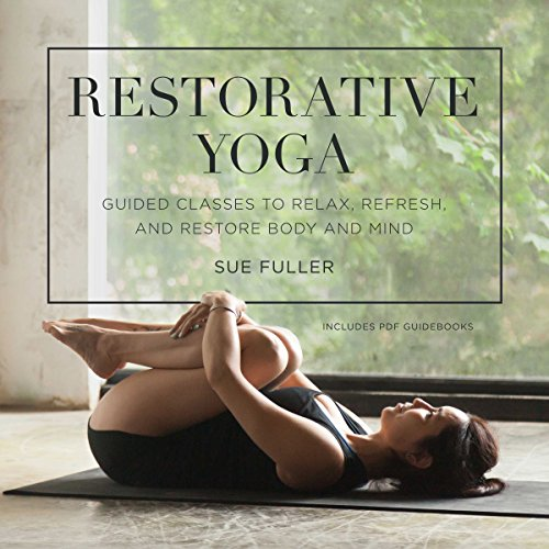 Restorative Yoga cover art