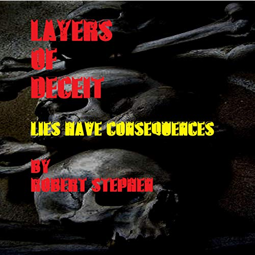 Layers of Deceit  By  cover art