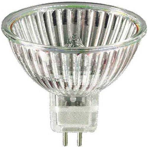 Preisvergleich Produktbild Philips Halogenlampe Brilliant 12 V 60° GU5, 3 4000h 50W EEK: B